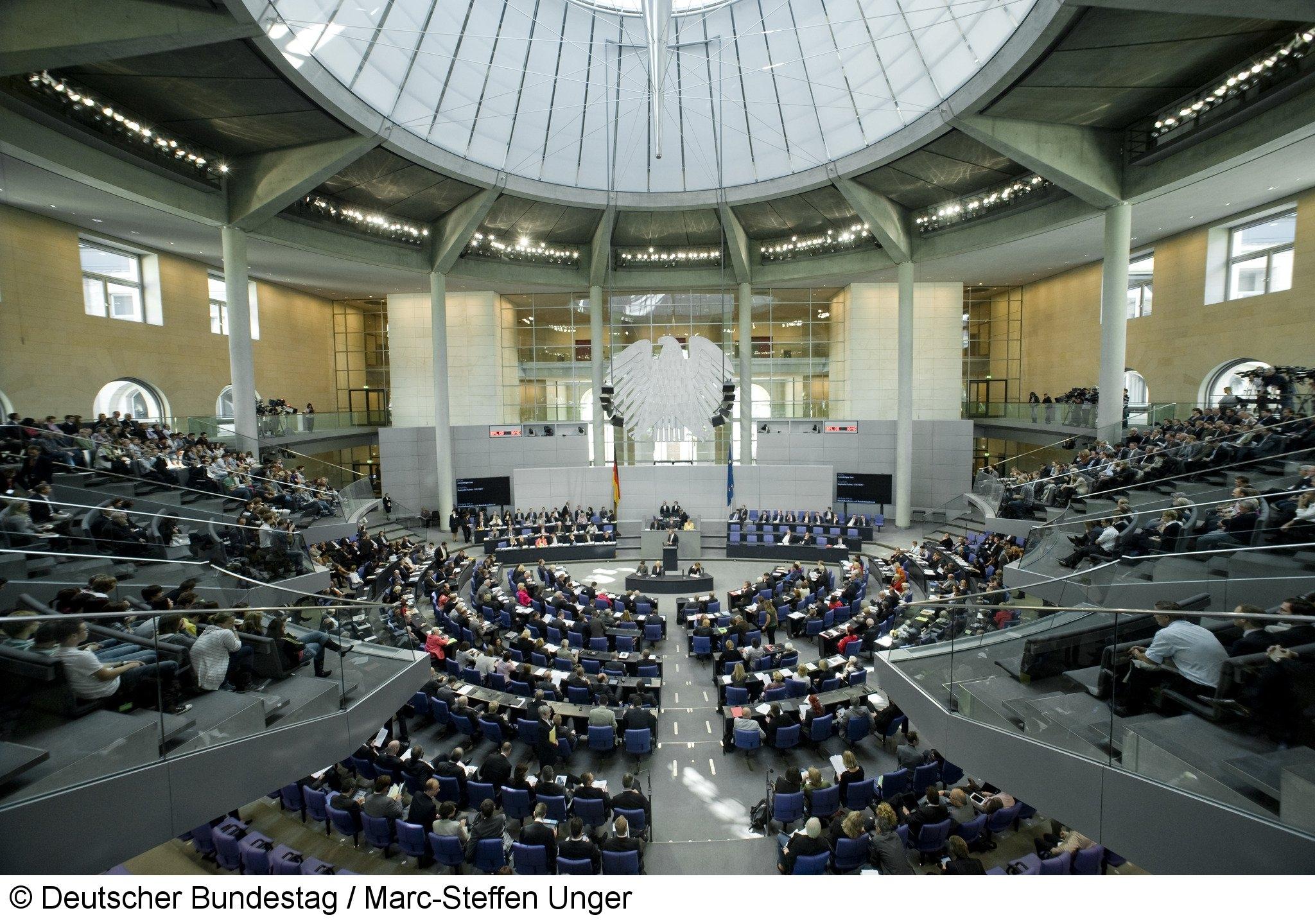 Foto Bundestag
