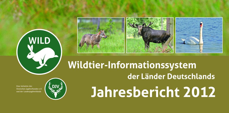 DJV veröffentlicht WILD-Bericht 2012