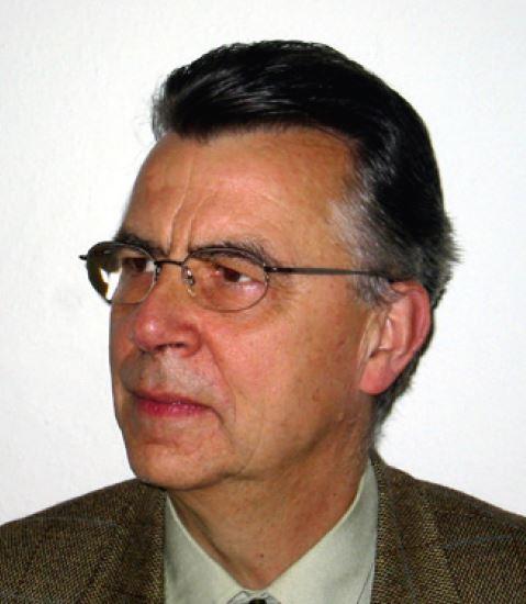 Portrait Dr. W. Stubbe